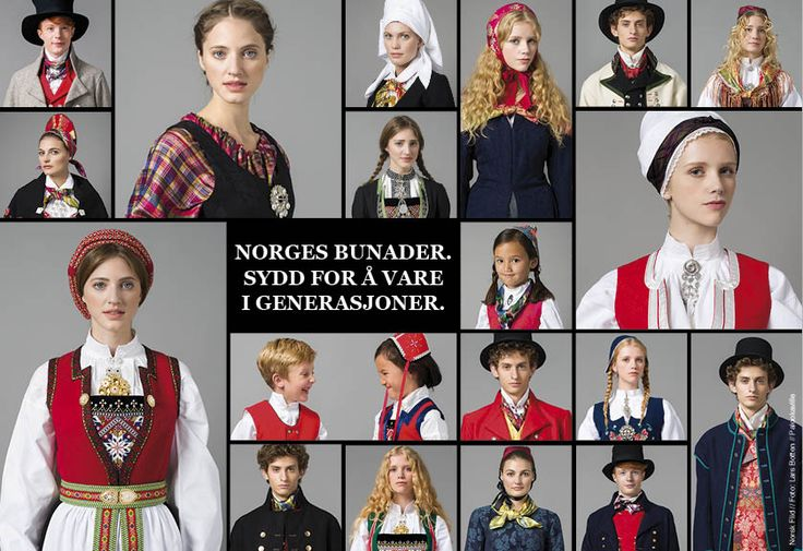 Bunad er gatemote – i mai - 05 - 2013 - Made In Norway Now