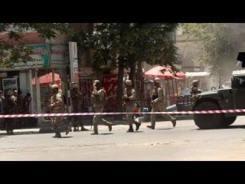 ISIS claims attack on Iraqi Embassy in Kabul https://tmbw.news/isis-claims-attack-on-iraqi-embassy-in-kabul  Our service collects news from different sources of world SMI and publishes it in a comfortable way for you. Here you can find a lot of interesting and, what is important, fresh information. Follow our groups. Read the latest news from the whole world. Remain with us.