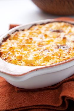 Fall to Your Knees Mac and Cheese