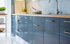 Küche Abstrakt von Ikea mit neuer Front - SCHÖNER WOHNEN News - [SCHÖNER WOHNEN]