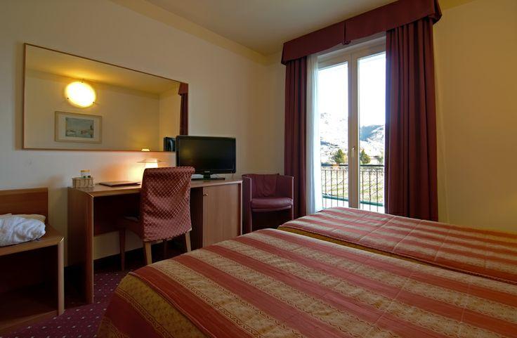 Camera confort...un rifugio elegante e ricercato, per i vostri momenti di riposo e di intimità...