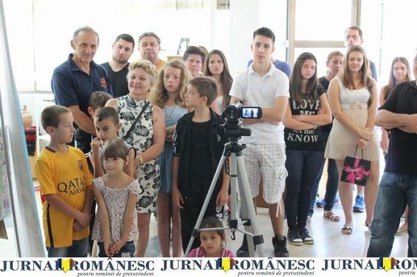 Ziua Limbii Române, sărbătorita la Kladovo