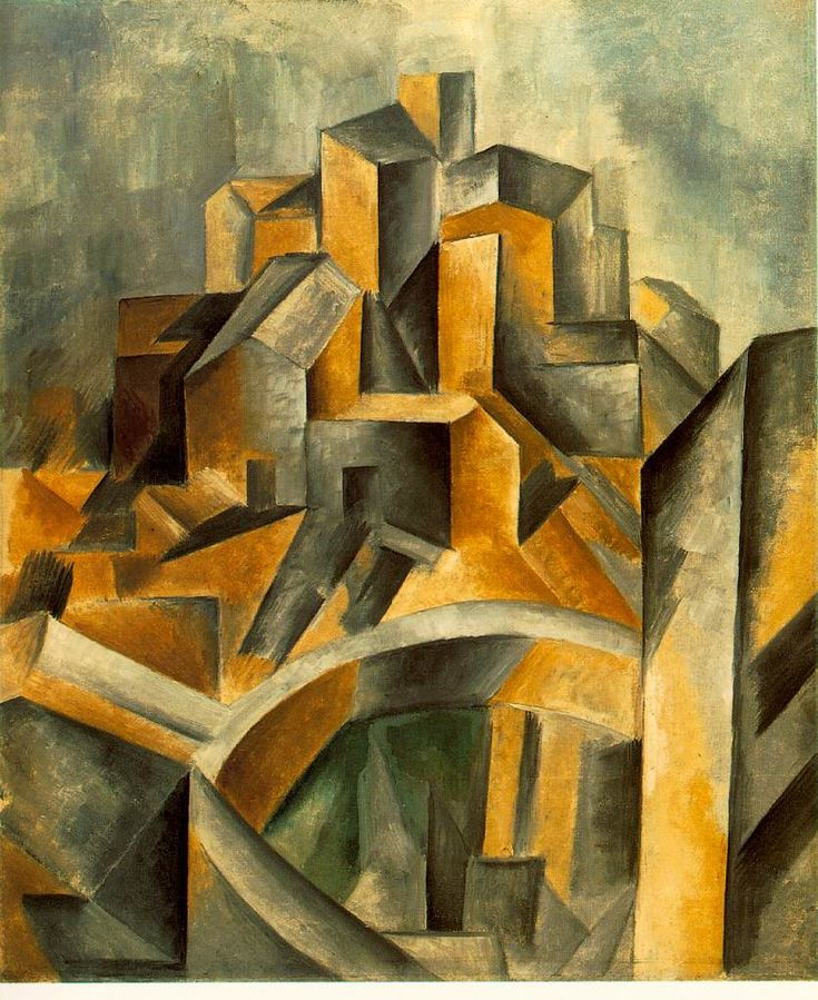 6 cubism 1907 1915 conceived by pablo picasso and georges braque was a truly revolutionary. Black Bedroom Furniture Sets. Home Design Ideas