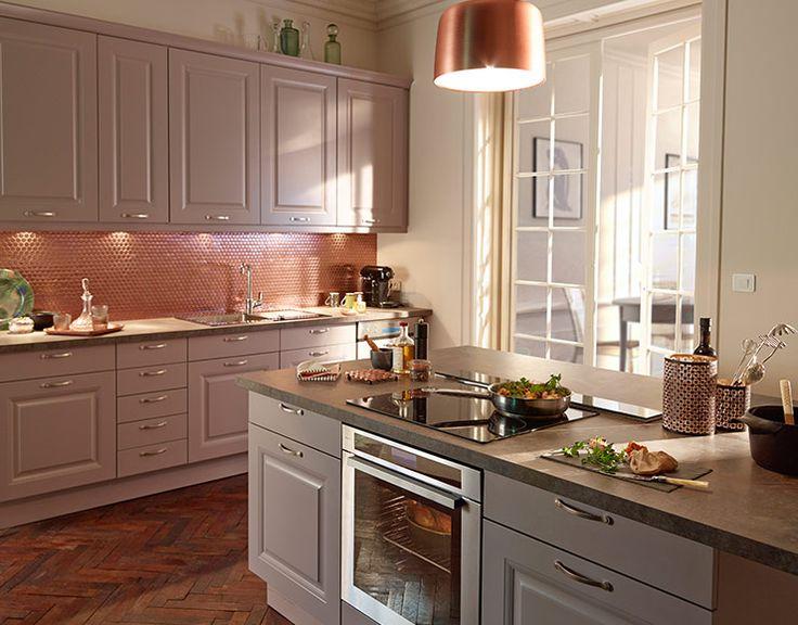 Les 48 meilleures images propos de cuisine sur pinterest deco cuisine cu - Poignees cuisine castorama ...