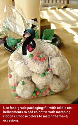 Mexican Wedding Cookies (Polvorones) - Hispanic Kitchen...also called butterballs...Russian wedding cakes, etc...