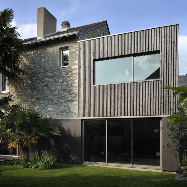 17 Best images about Bois grisonné on Pinterest House tours - Plan Maison Bois Sur Pilotis