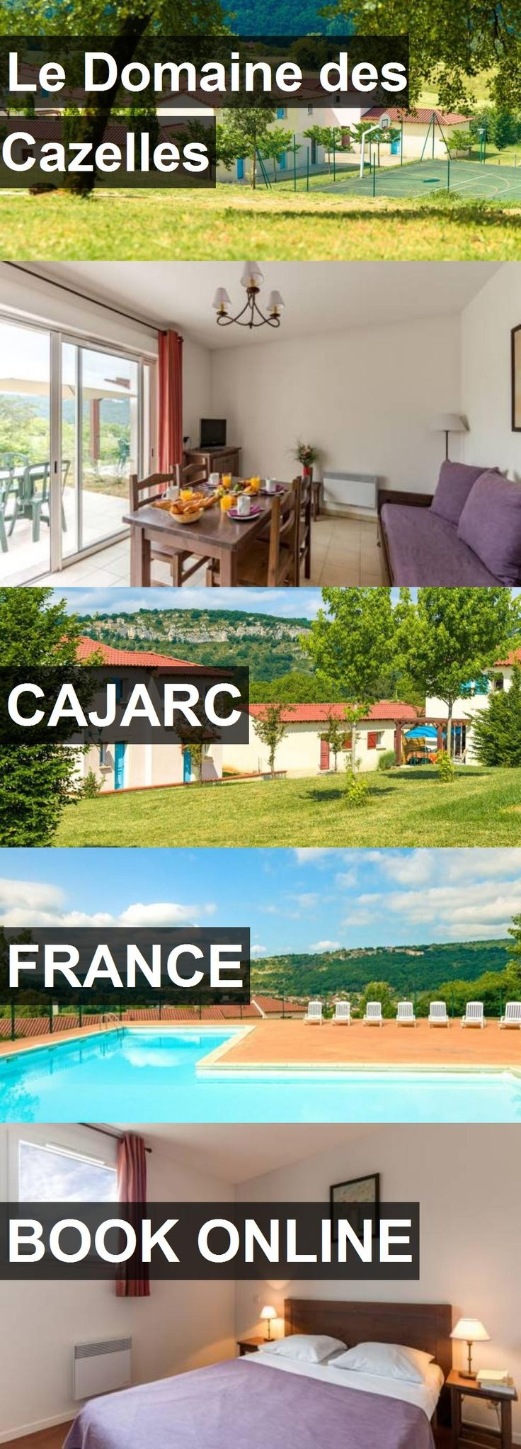 Hotel Le Domaine des Cazelles in Cajarc, France. For more information, photos, reviews and best prices please follow the link. #France #Cajarc #travel #vacation #hotel