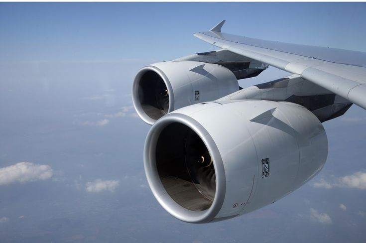 Rolls-Royce Trent 900 The Hearts of Airbus A380 Aircraft