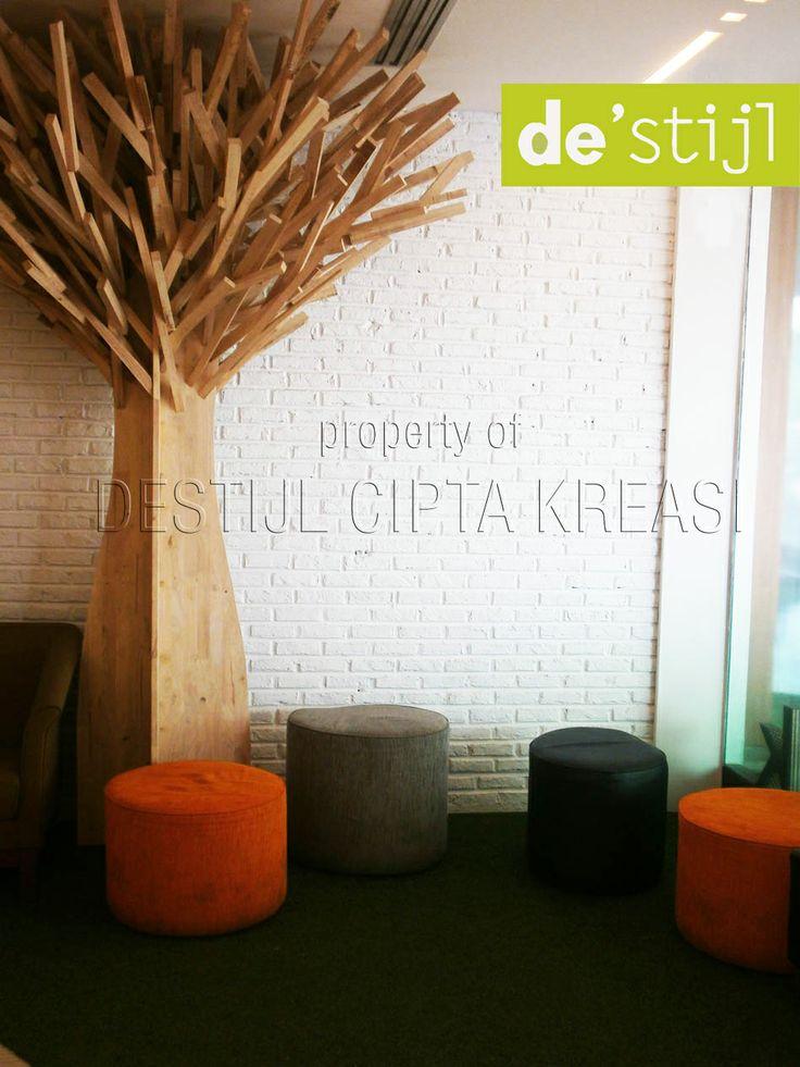 The Ecopark Lobby Reception