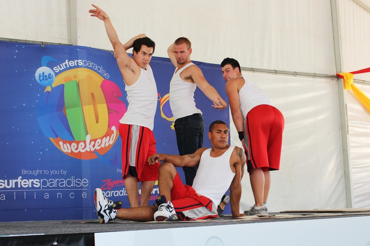 Beat The Streets return to Surfers Paradise for this cheeky shot at The Surfers Paradise Kids Weekend