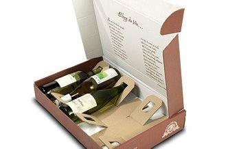 Estuches para botellas | Cartonajes Font