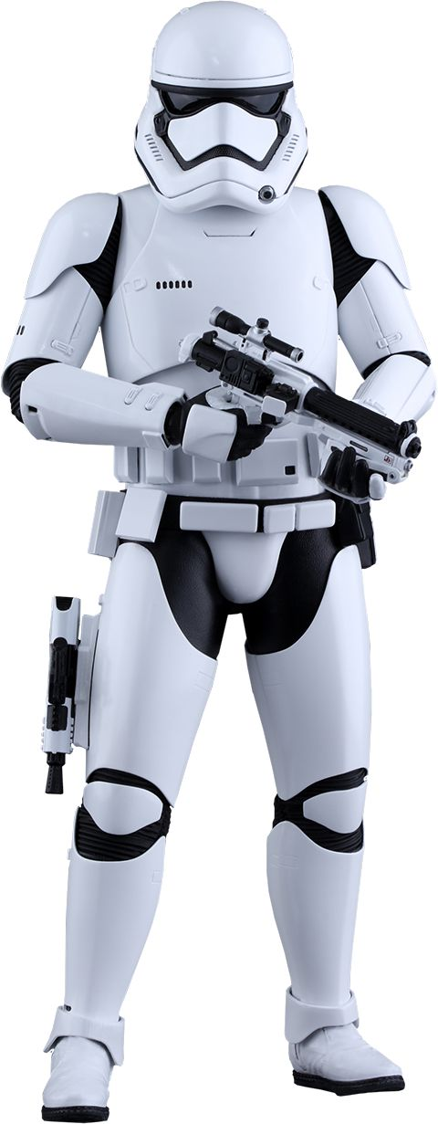 Star Wars - Hot Toys First Order Stormtrooper Sixth Scale Figure
