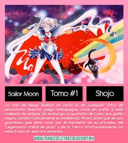 Sailor Moon (Tomo #1) de Naoko Takeuchi
