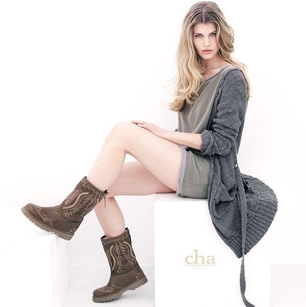 Cha Boots Angel