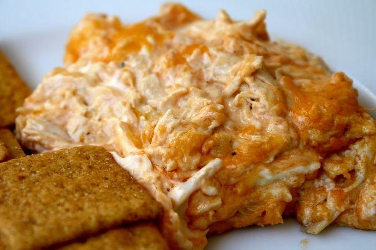 Buffalo Chicken Dip: Football Food Dips, Buffalo Dips, Buffalo Sauces, Buffalo Chicken Dips, Buffalo Wings Sauces, Football Parties Food, Crack Dips, Chicken Dips So, Buffalo Chicken Recipes