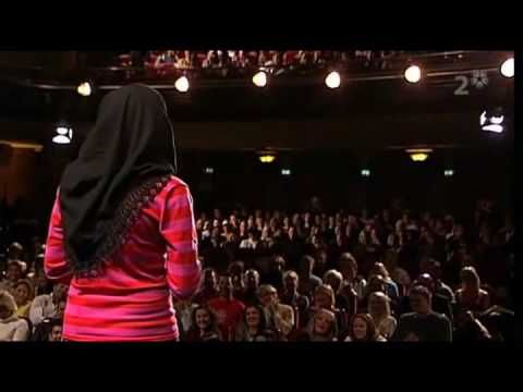 Stockholm Live - Shazia Mirza, comedian