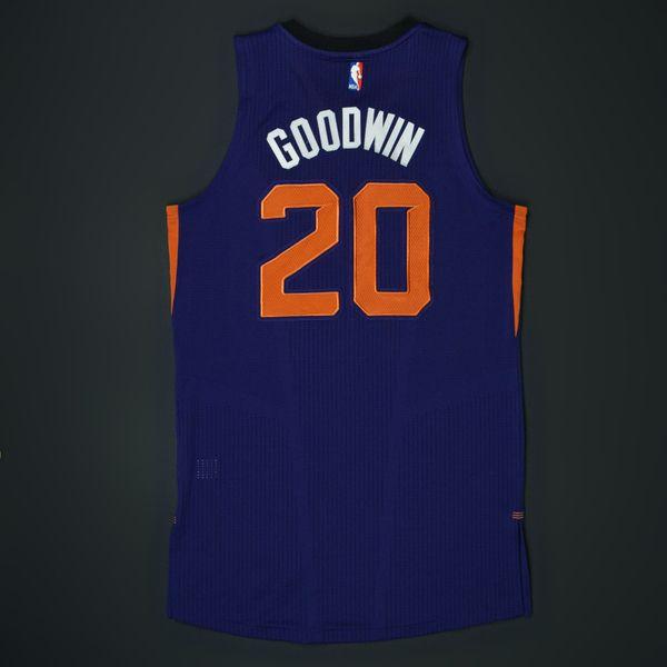 Archie Goodwin - Phoenix Suns - Game-Worn