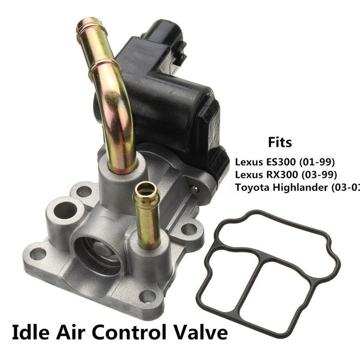Idle Air Control Valve For 19992003 Lexus ES300 RX300