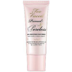 Too Faced - Primed & Poreless Skin Smoothing Face Primer  in Nude #sephora