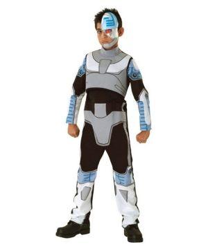 Teen Titans Cyborg Costume - Kids Halloween Costumes