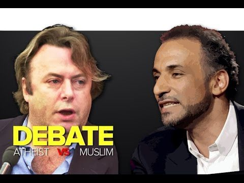Debate: Atheist vs Muslim (Christopher Hitchens vs Tariq Ramadan) - YouTube