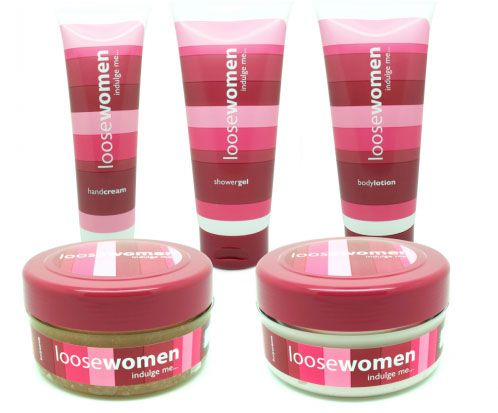 Loose #Women Inspires a Line of #Body Care Products. Free samples are available at: http://freesamples.us/free-samples/free-samples-for-women/