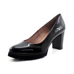 Zapato Gadea negro charol