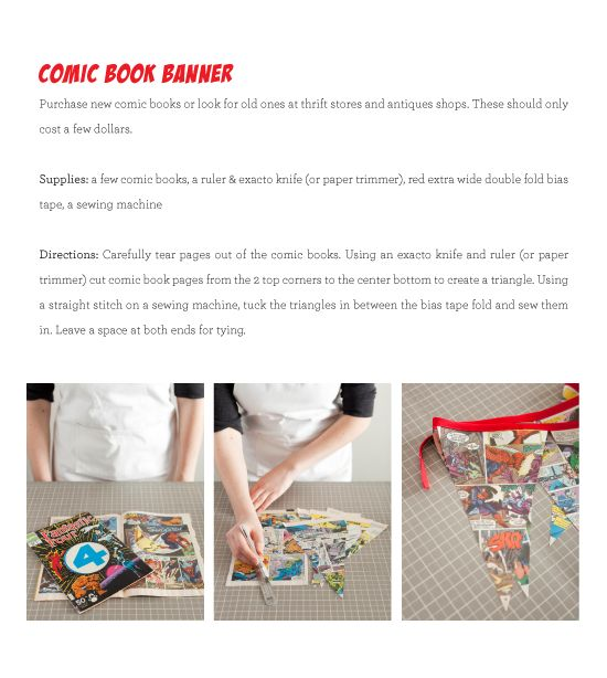 Free Comic Book Day Banner: 275 Best Everything Super Images On Pinterest