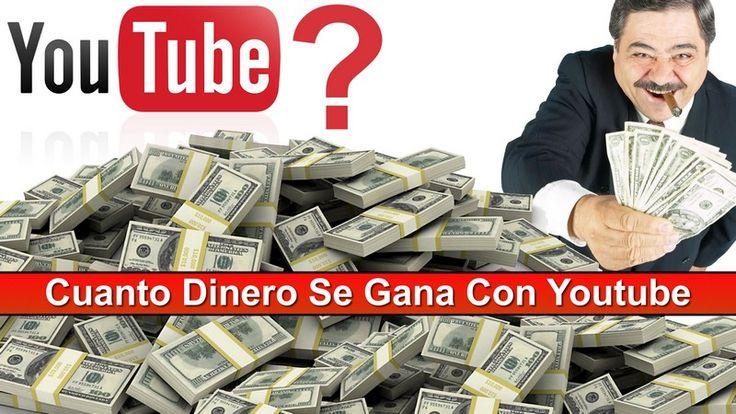 Hola amigos, hoy les traigo un video donde explico en detalle cuanto dinero se gana con Youtube y saber si puedo ganar dinero con videos de Youtube. En primer