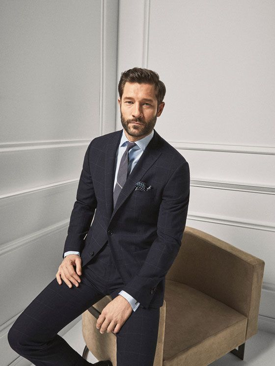 HOMEM - Personal Tailoring na Massimo Dutti online. Entre agora e descubra a nossa coleção de Personal Tailoring de outono inverno 2017. Elegância natural!