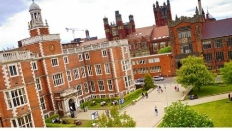 Old Part of Newcastle University