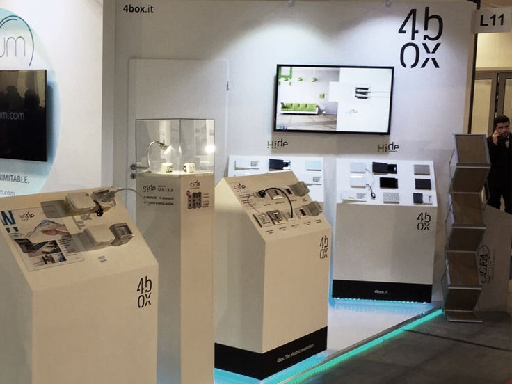 4box presenta Side Unika a MADE expo: Padiglione 4 Stand L11-M12 http://www.4box.it/ #4box #MADEexpo2015 #unika #4boxUnika