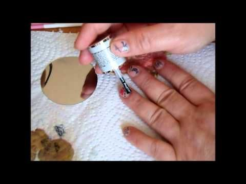 Nail art per principianti http://hubz.info/60/rainbow-nail-art