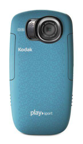 Kodak PlaySport Zx5 HD Waterproof Pocket Video Camera - Aqua 2nd Generation. From Kodak . List  Price $159.00 Price $87.80