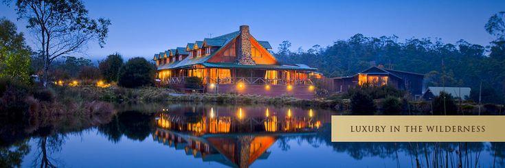Cradle Mountain Lodge, Tasmania. Devine