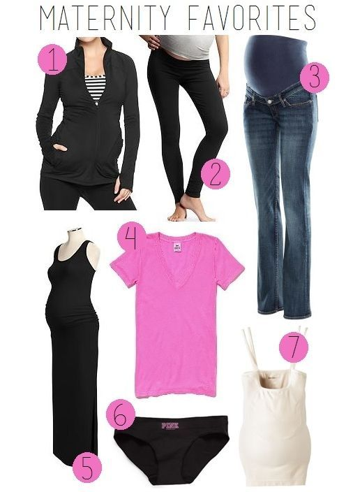 Maternity Style Favorites   Little Baby Garvin Blog