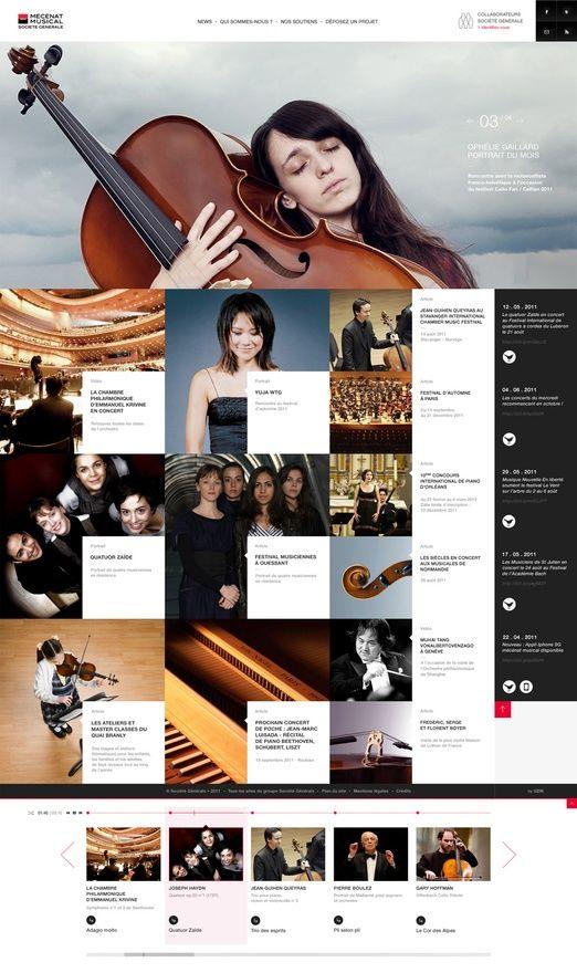 25 beautiful web designs