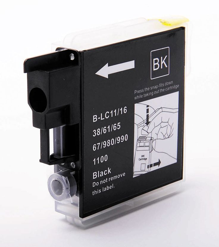 Buy LC-61 (LC61BK) Black Ink Cartridge for Brother at Houseofinks.com. We offer to save 30-70% on ink and toner cartridges. 100% Satisfaction Guarantee.