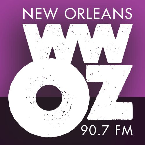 WWOZ New Orleans 90.7 FM : New Orleans' Jazz & Heritage Station : Dedicated to Bringing New Orleans Music to the Universe