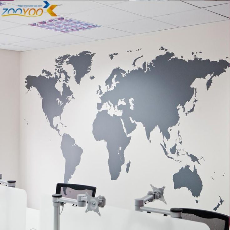 """Wall prints from BigWallPrints.com are a quick, affordable way to make an impact in any room! Transform your space with a motivational quote, a quaint nature scene, or some cartoons for the kids. These peel-and-stick vinyls can be installed on any clean, smooth surface, and easily repositioned anytime you please! Easy to install, you can bring life into any room in just minutes!         Finished size on wall: 41"""" x 24"""" (105cm x 60cm)                        ..."""