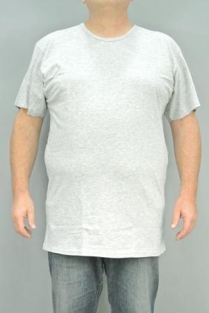 Maglia Uomo Taglie Oversize Max Fort | T-shirt | 501 GRIGIO