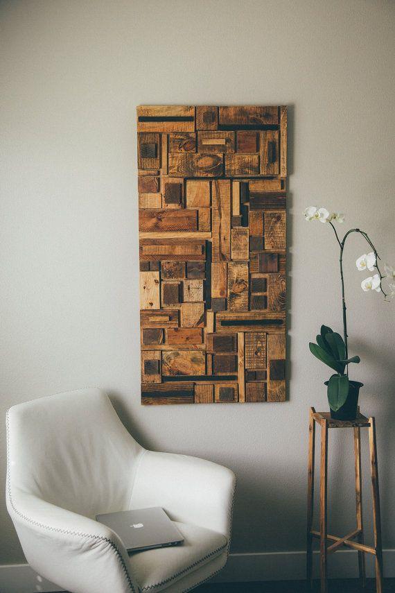Custom Reclaimed Wood Wall Art/Decor