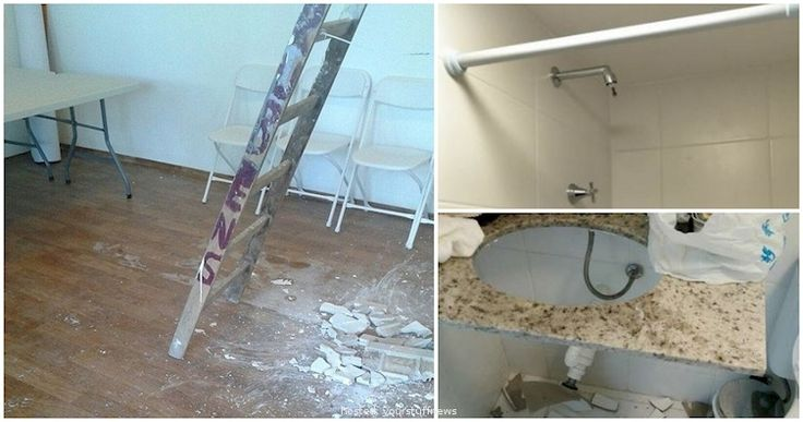 Athletes At The Rio 2016 Games Tweet About Their Awful Living Conditions