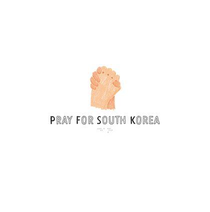 pray for south korea