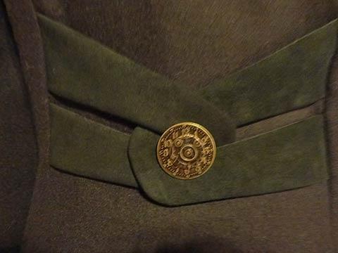 Jacket Back Detail. Fashion details of clothes. Детали одежды от кутюр. Detaily…