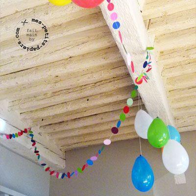 cotillons et ballons