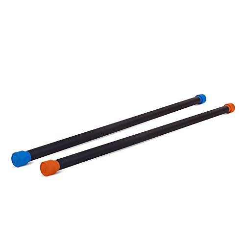 Fitness Republic Sculpting Exercise Bars  Weighted Bar Set 12lb  14lb *** You can find out more details at the link of the image.