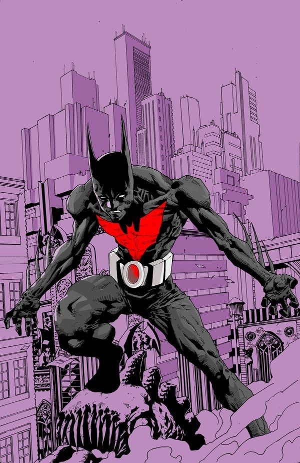 Batman Beyond - Terry McGinnis