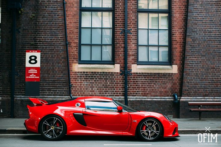 Lotus Exige S. --> drove one on a trackday..lasting memory..love it !