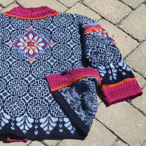 56 best Steeks- Knit & Crochet images on Pinterest | Knitting ...
